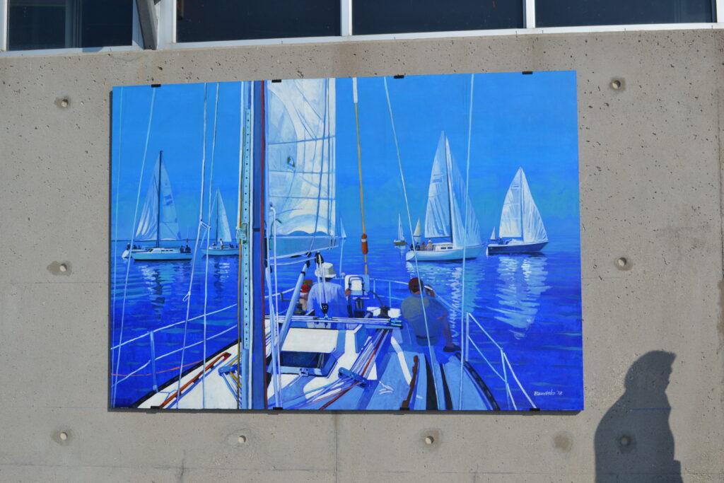 Dave Bannister Sail Boats
