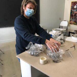 creating 1 lb flower kits